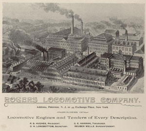 Rogers Locomotive Works